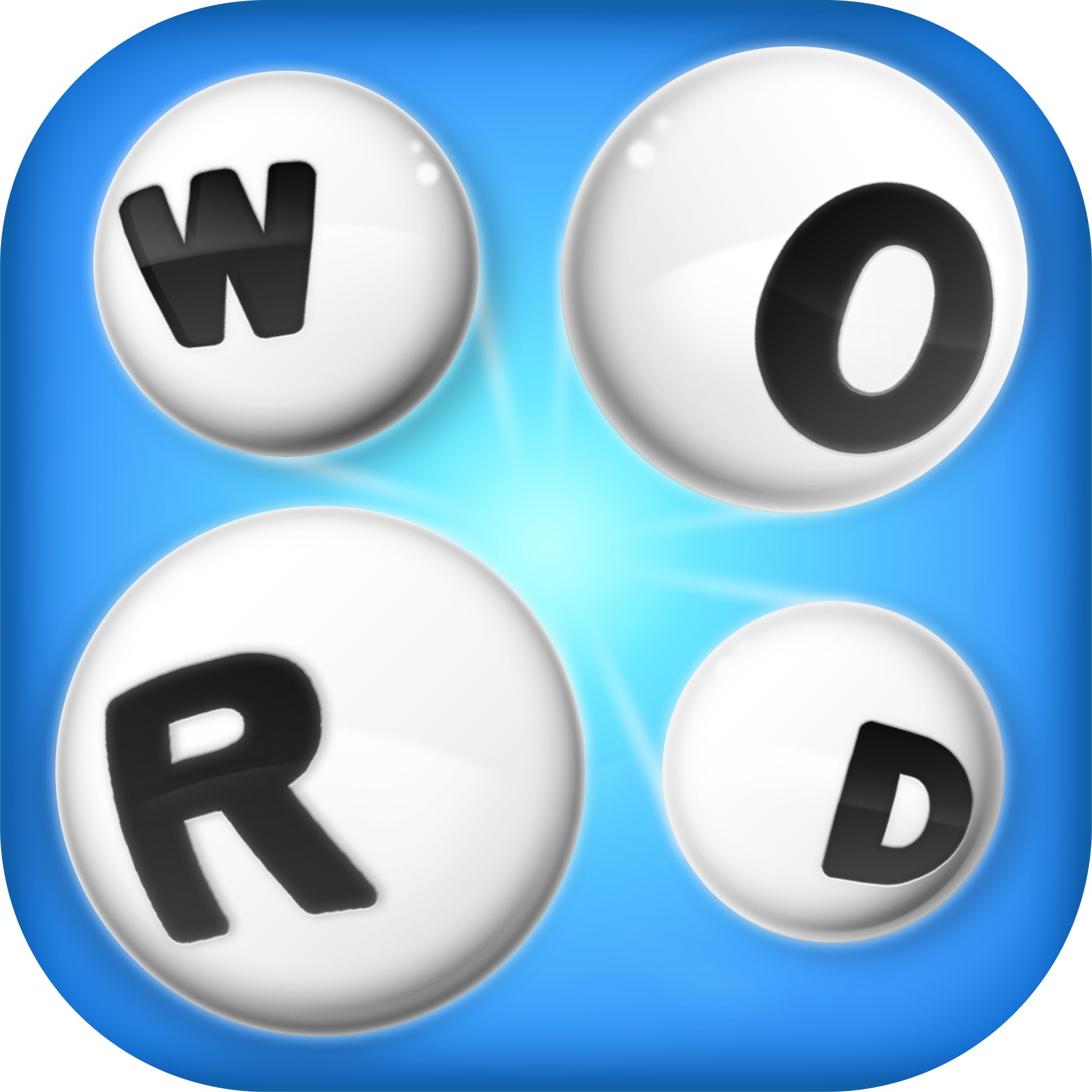 Create an eye catching app icon for a Word Puzzle Game!