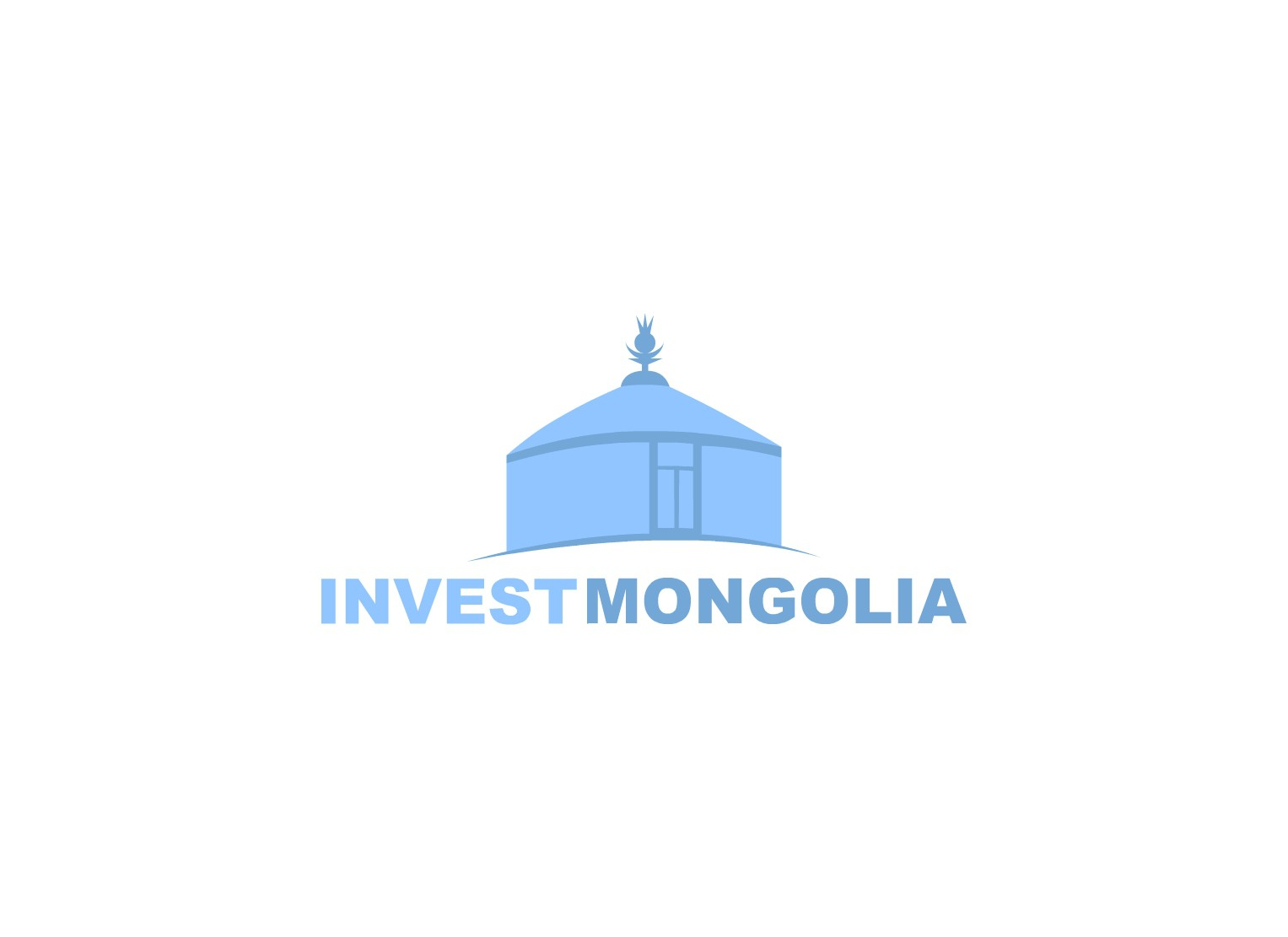 Create the next logo for Invest Mongolia