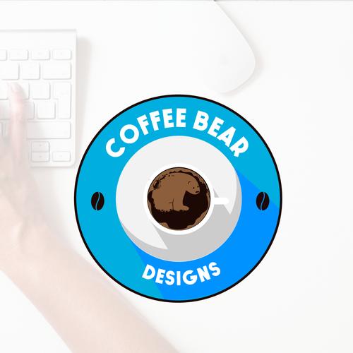 Logo concept for web design company