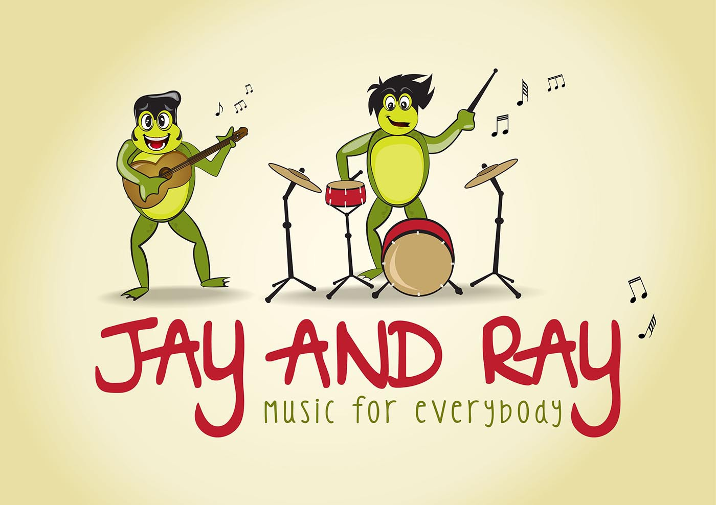 Help Jay and Ray with a new logo