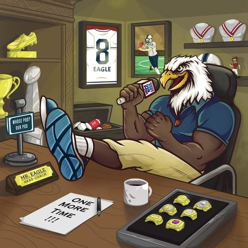 Mr Eagle Podcast