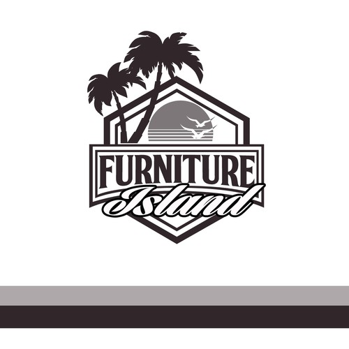 Create an Islandy Logo for Online Furniture Lifestyle Company