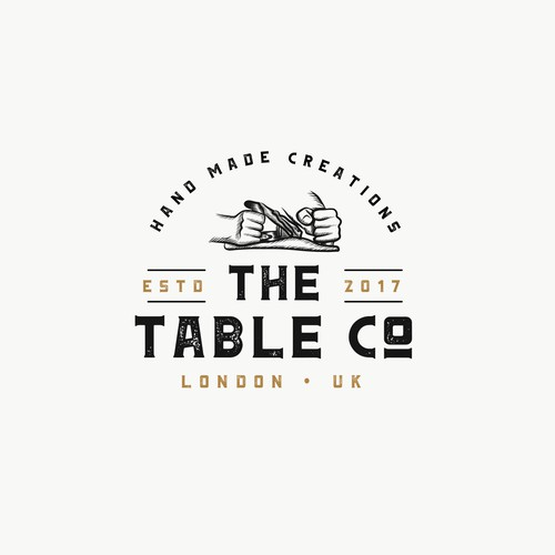 Logo for the table company