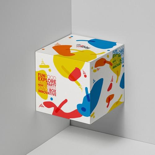 Box Design for Jibby Suprise Box