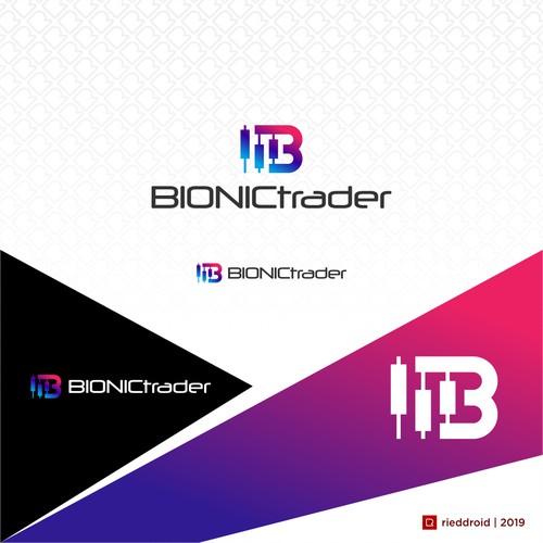 Bionic Trader Logo Design