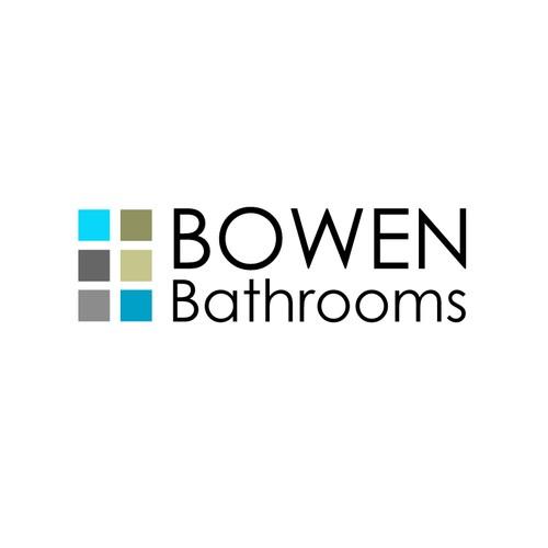 Minimalist design for bathroom retailer