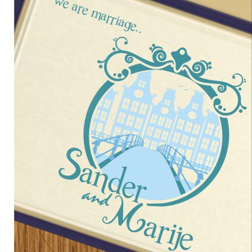 Sander & Marije needs a new logo