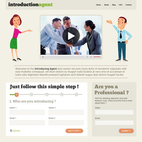 Intoduction Agent