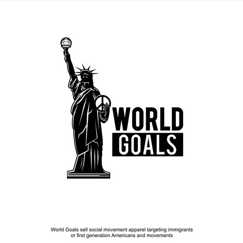 Logo for World Goals