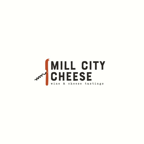 Brand Identity Concept for Mill City Cheese