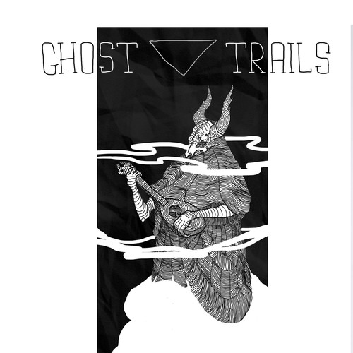 Album cover for Ghost Trails