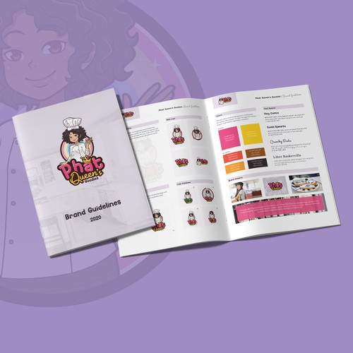 Brand Guide for Chef