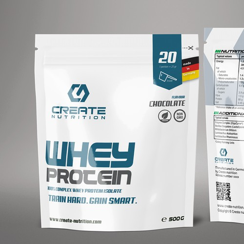 CREATE WHEY PROTEIN