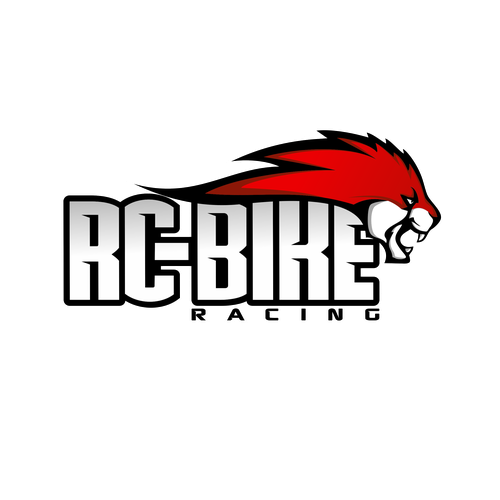 RC Bike Racing Team Logo