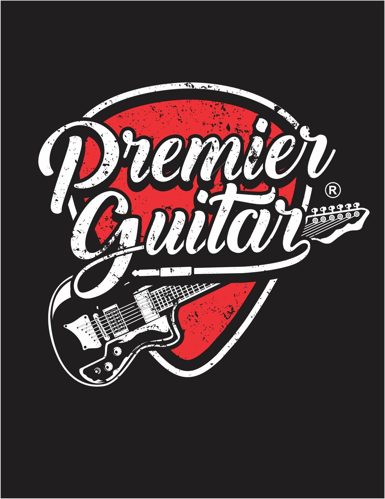 T-Shirt Design for Premier Guitar