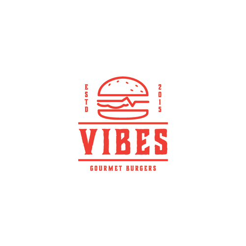 logo concept for vibes