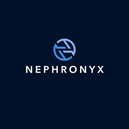 «Nephronyx» logo