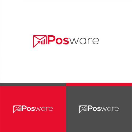 Create a POS software logo for the retail market