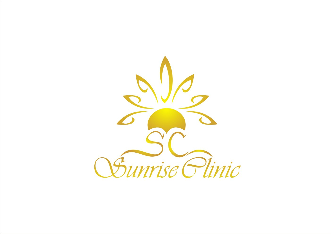 New logo wanted for Sunrise Clinc