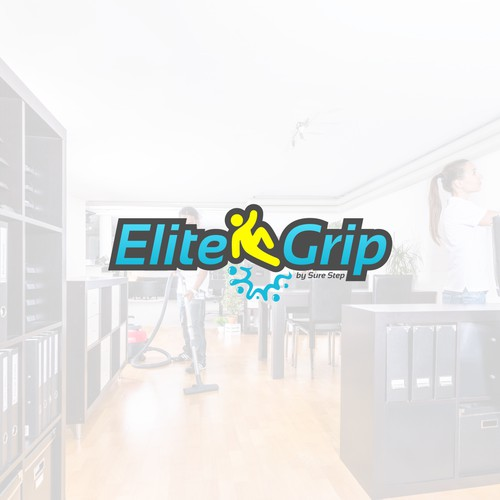 Elite Grip Logo Designs