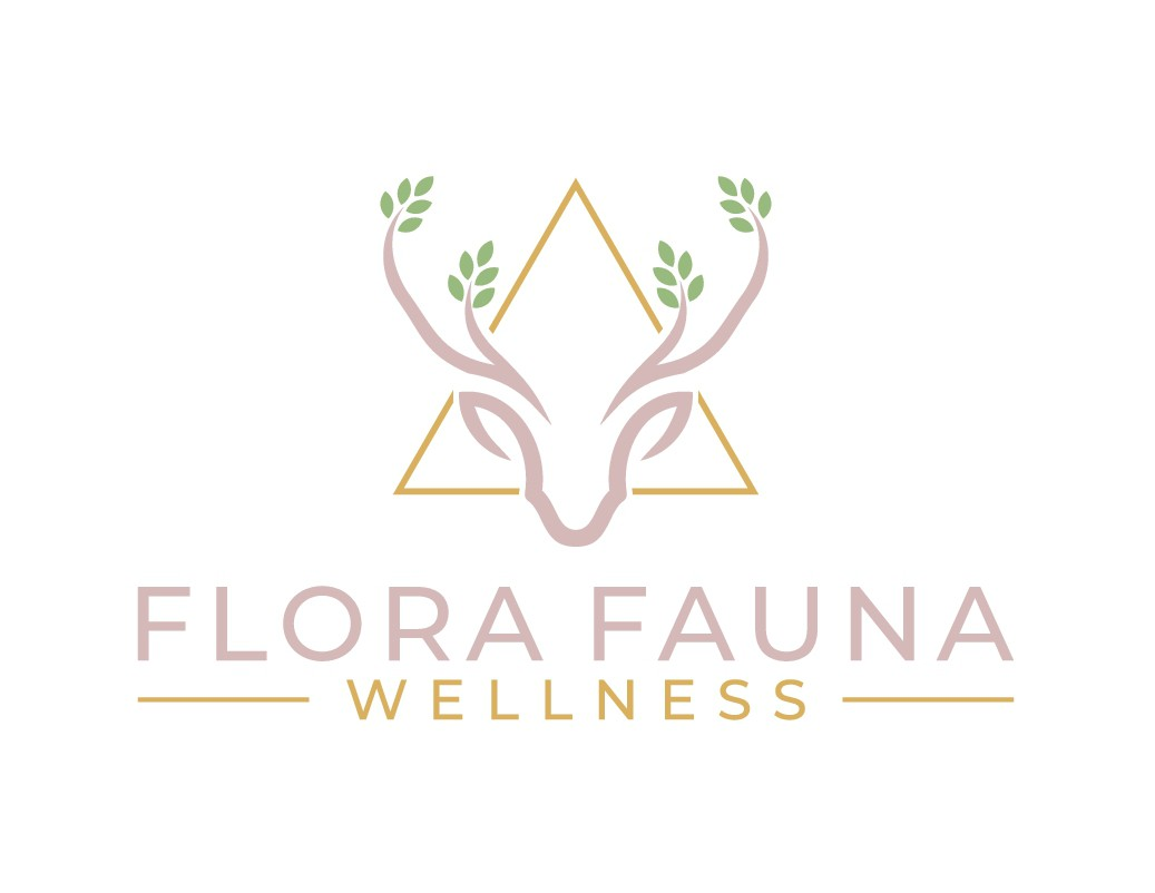 Minimal or Geometric Logo for Boho Acupuncture + Wellness Boutique