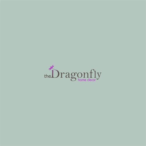 The Dragonfly Home Decor - Simply Elegant