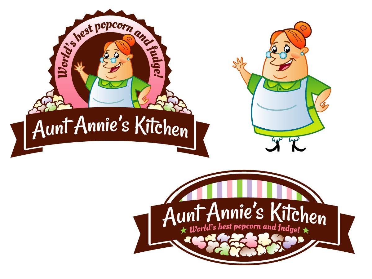 Aunt Annie's Kitchen needs a new logo