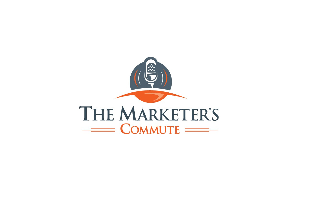 """Create winning logo for new Marketing Podcast """"The Marketer's Commute"""""""
