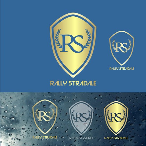 logo concept Rally Stradale