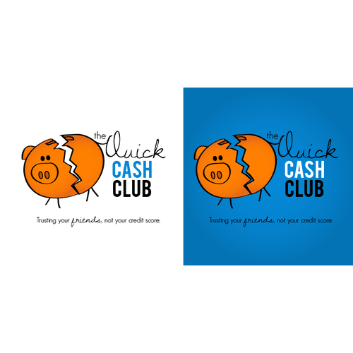 The Quick Cash Club needs a new logo