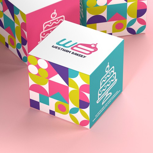 Packaging concept for Westham Bakery
