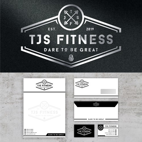 Personal Trainer, need a stand out powerful logo!