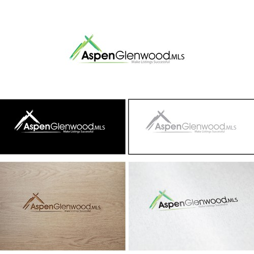 Create sophisticated logo for high-end real estate property listing company.