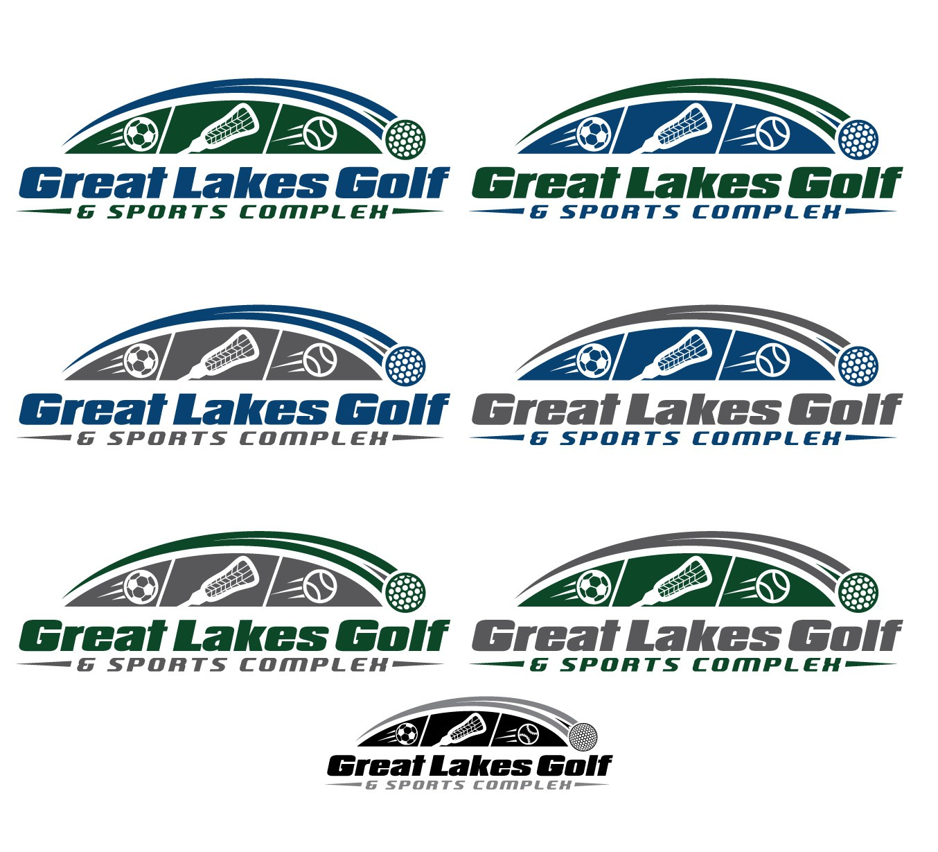 New logo wanted for Great Lakes Golf & Sports Complex