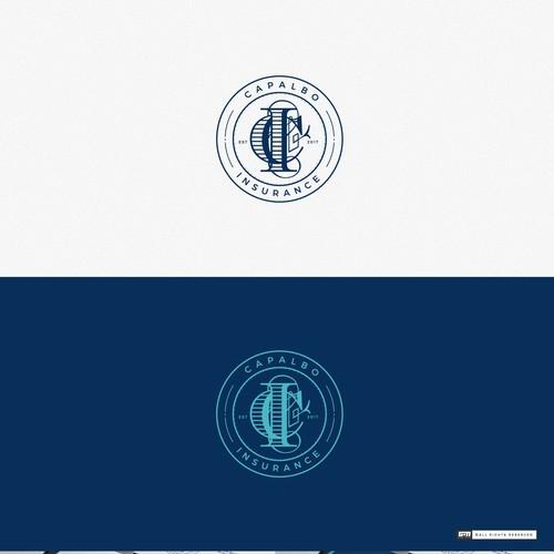 Logo for an insurance company