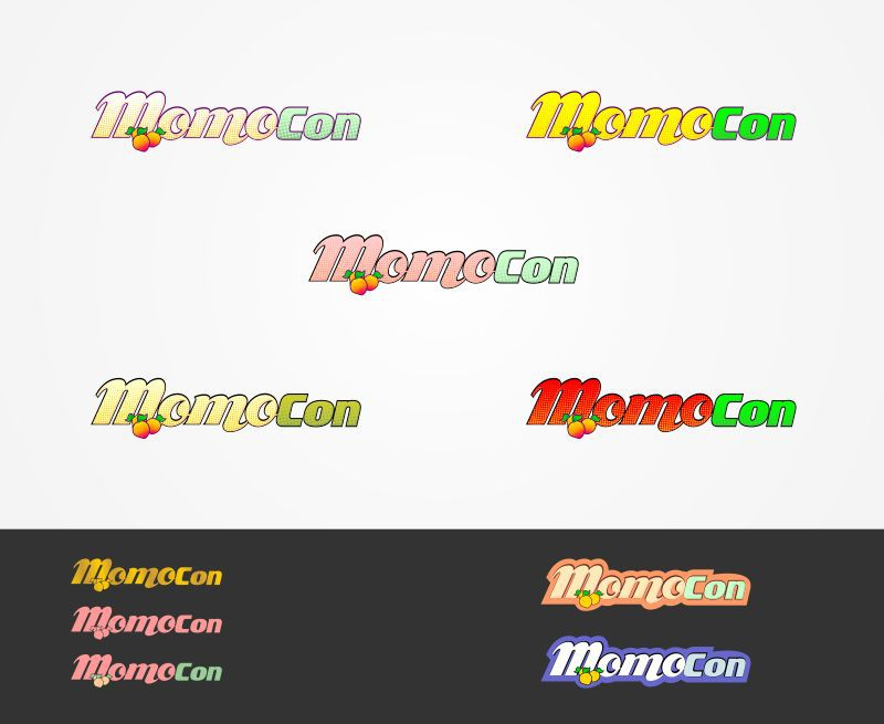 Create the next logo for MomoCon