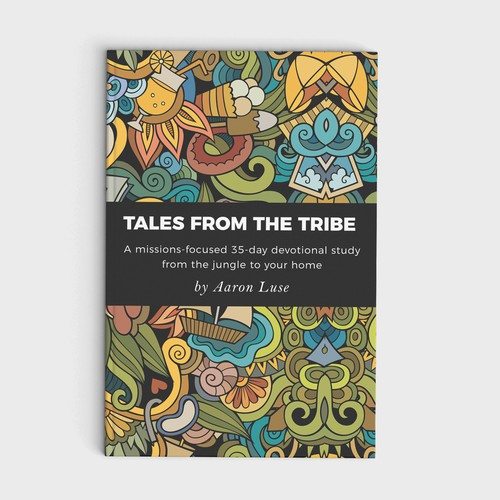 Book cover for Tales from the Tribe