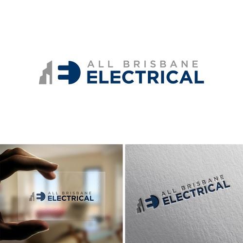All Brisbane Electrical Logo