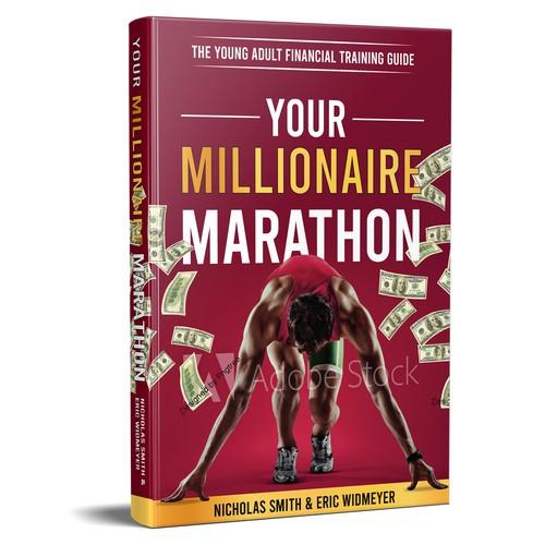Book cover 'YOUR MILLIONAIRE MARATHON'