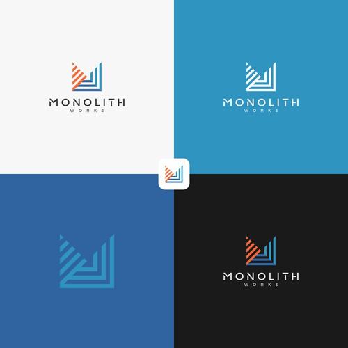 Logo for Monolith Works