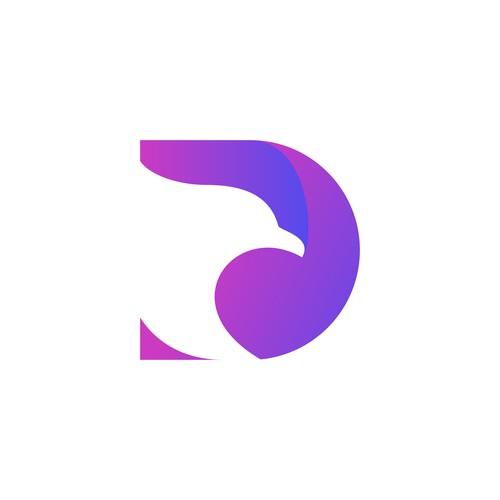 """""""D"""" Eagle Logo"""