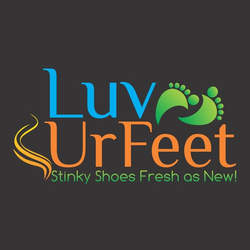 Create the next logo for Luv Ur Feet