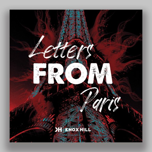 Letters from paris album cover contest entry