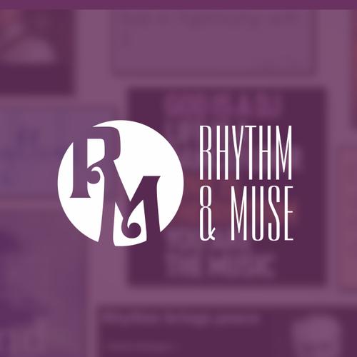 logo for RHYTHM & MUSE