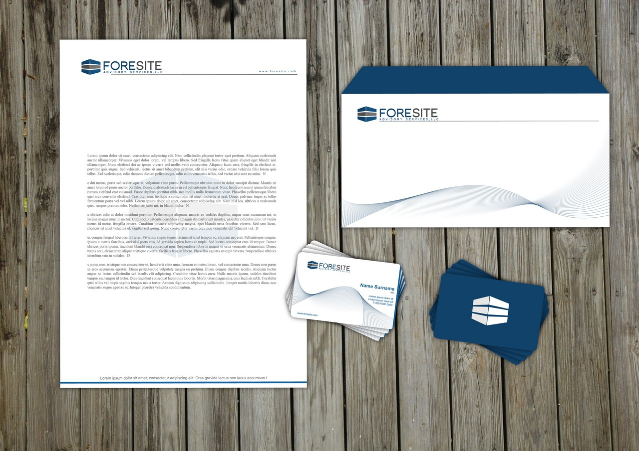 Help ForeSite Advisory Services, LLC with a new logo