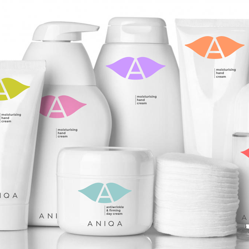 Create a simple, yet impactful & easily recognisable logo for Aniqa