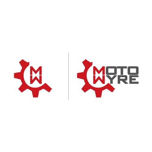 Create the best logo for Motowyre