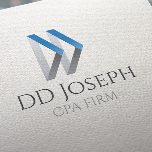 Logo for CPA firm