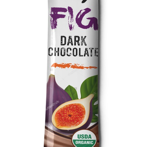 Fig Chocolate Bar redesign
