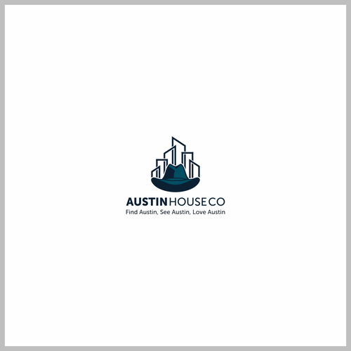 Logo concept for Austin House